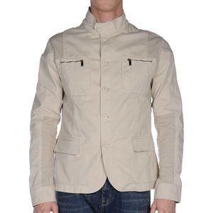 Dirk Bikkembergs Military/Field style Jacket, M